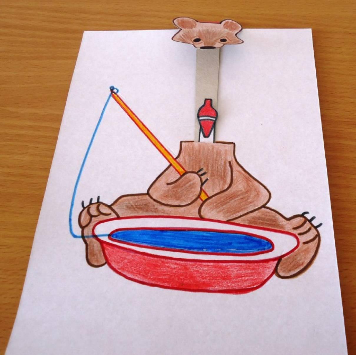 Мишка из флиса, игрушки своими руками с выкройками