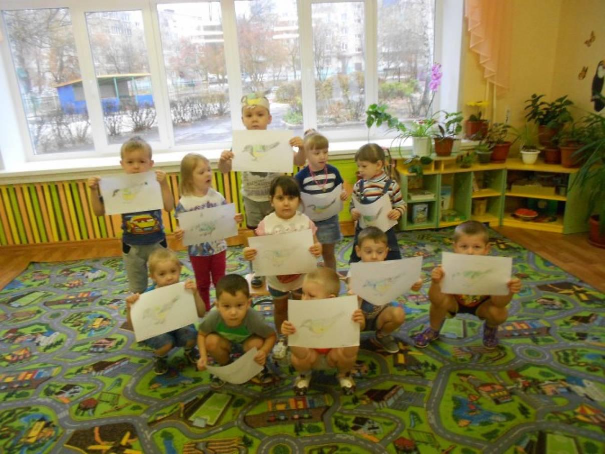 Конспекты открытых занятий по рисованию во второй младшей группе