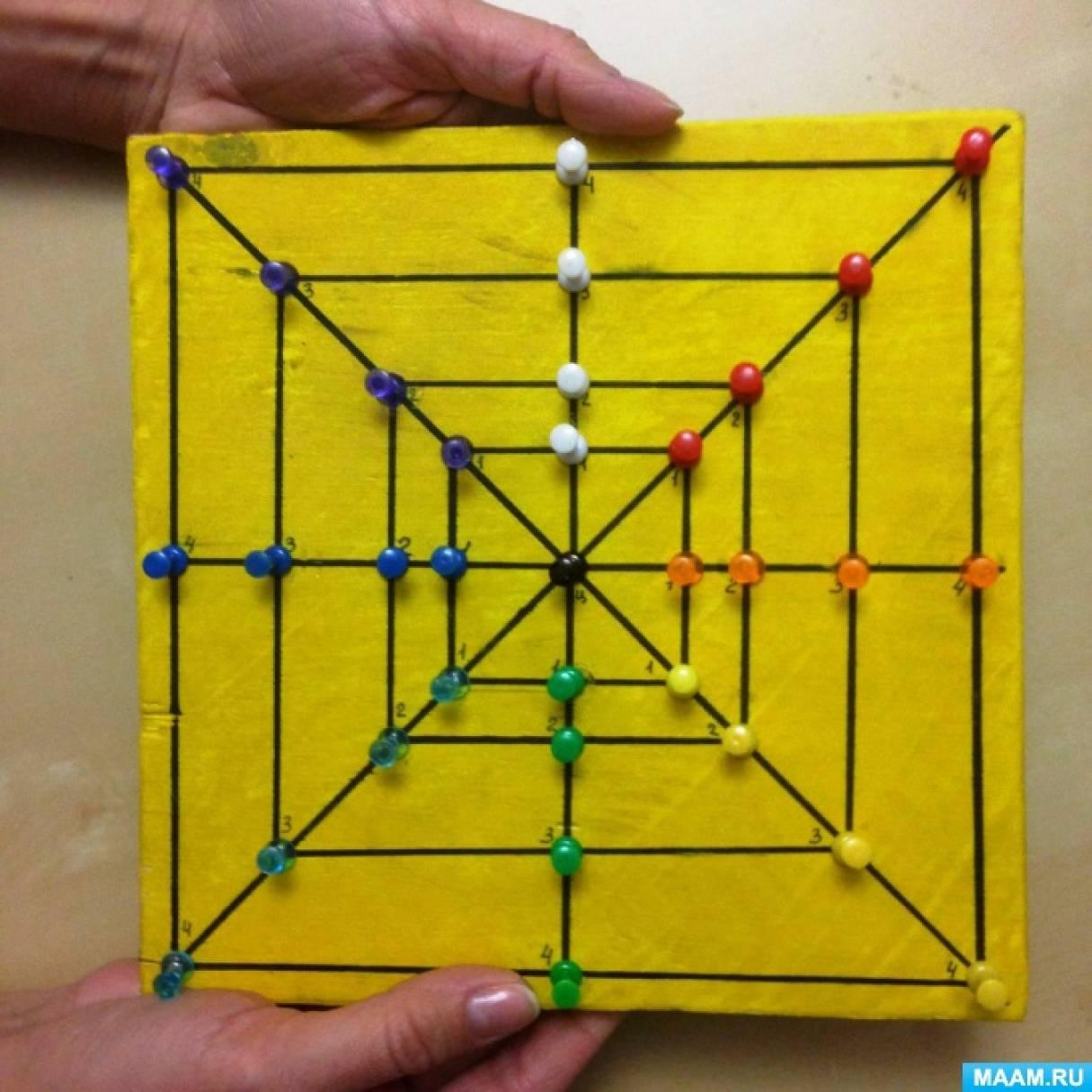 Как сделать вертикальную коробочку из бумаги