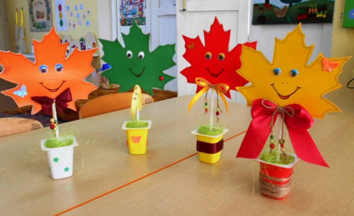 Как украсить раздевалку в детском саду своими руками осень 62