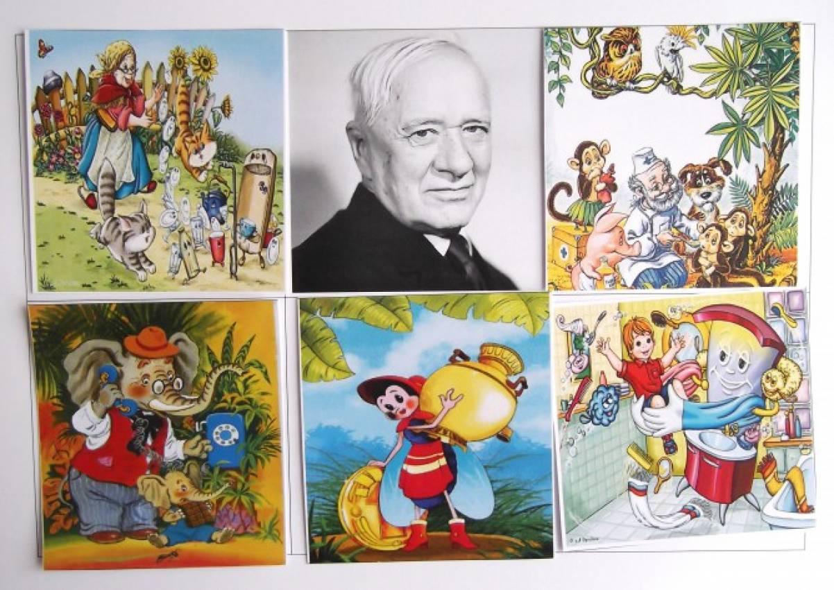 Картинки к сказкам пушкина для детей дошкольного возраста