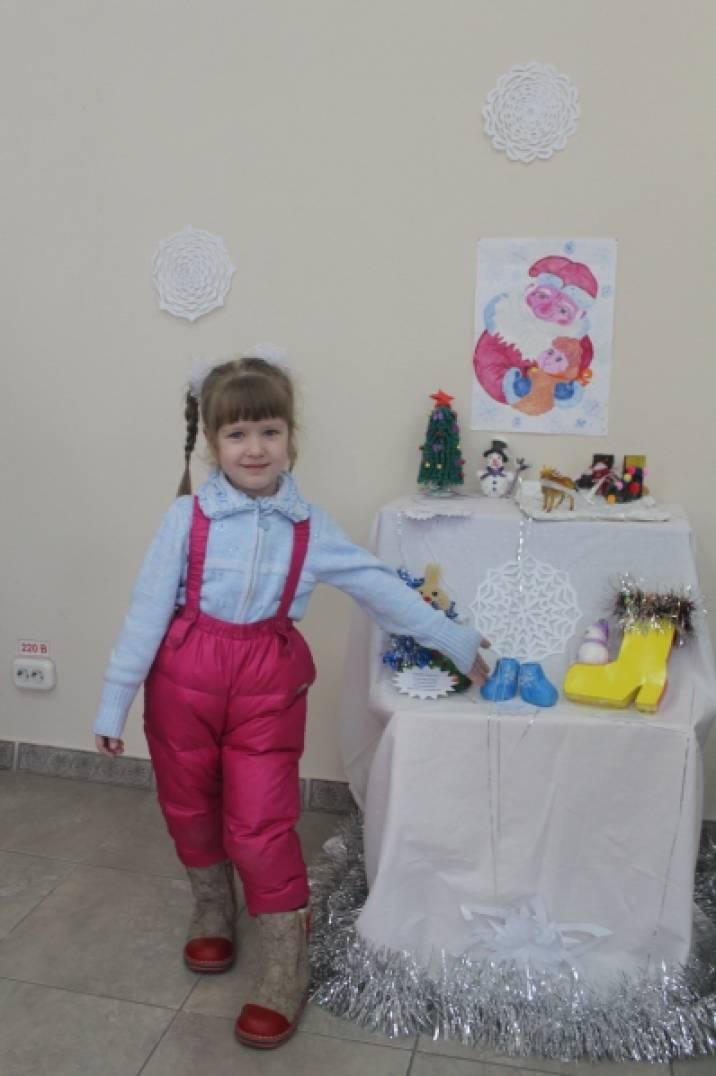 Сценарий выставки «Ай, да валенки, да, чудо варежки»