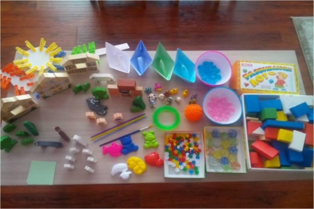 Использование песочной терапии с дошкольниками на коррекционных и развивающих занятиях