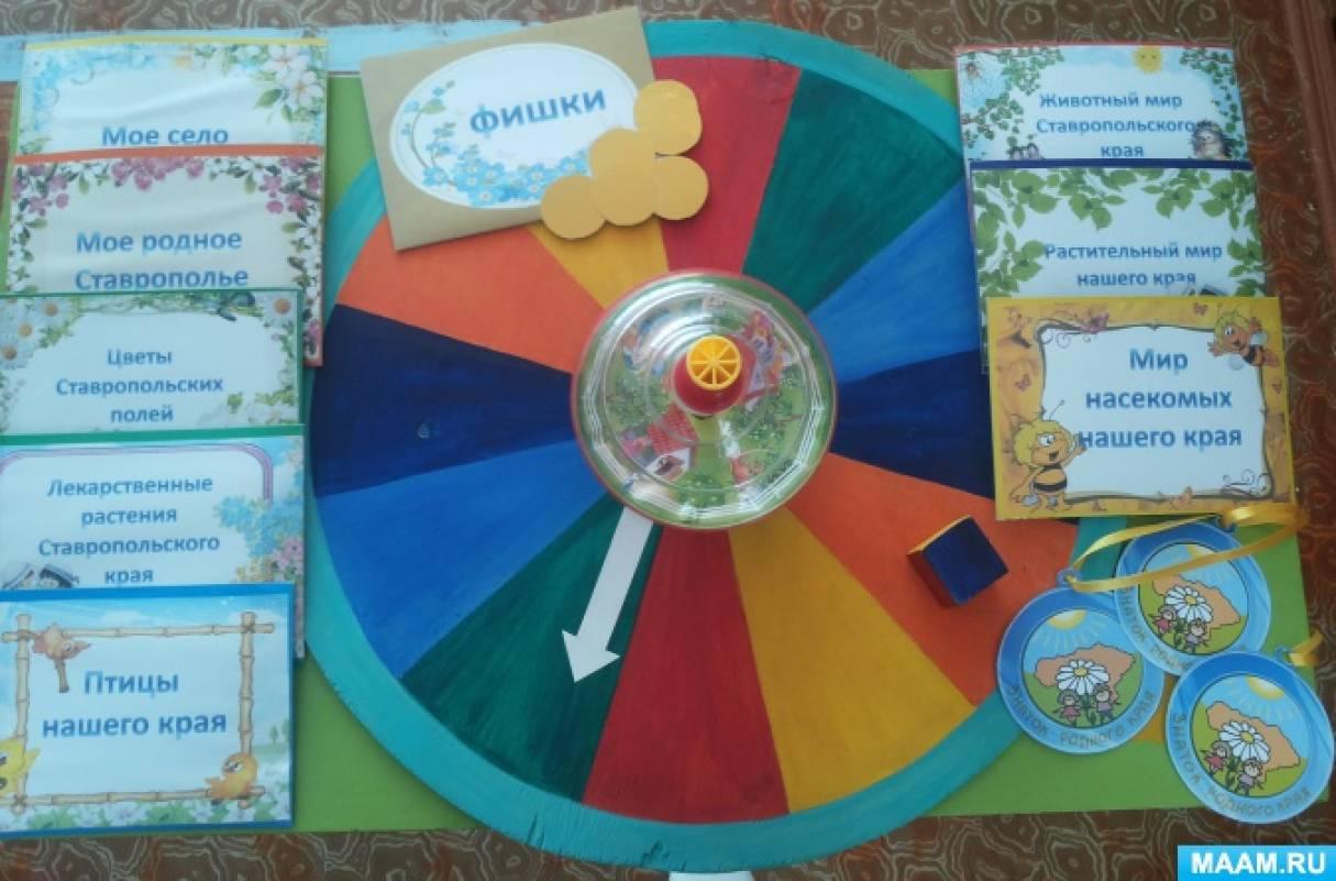 Дидактические игры по патриотическому воспитанию в старшей группе 324