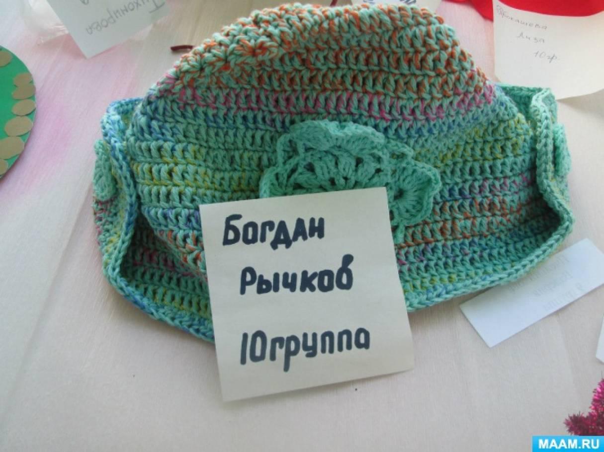 Выставка шляп (фотоотчёт)