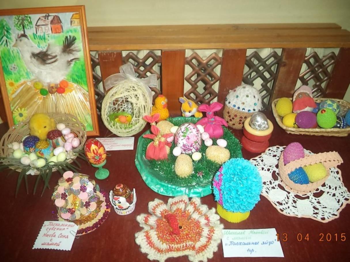 Открытки для родителей к православному празднику Светлой Пасхи