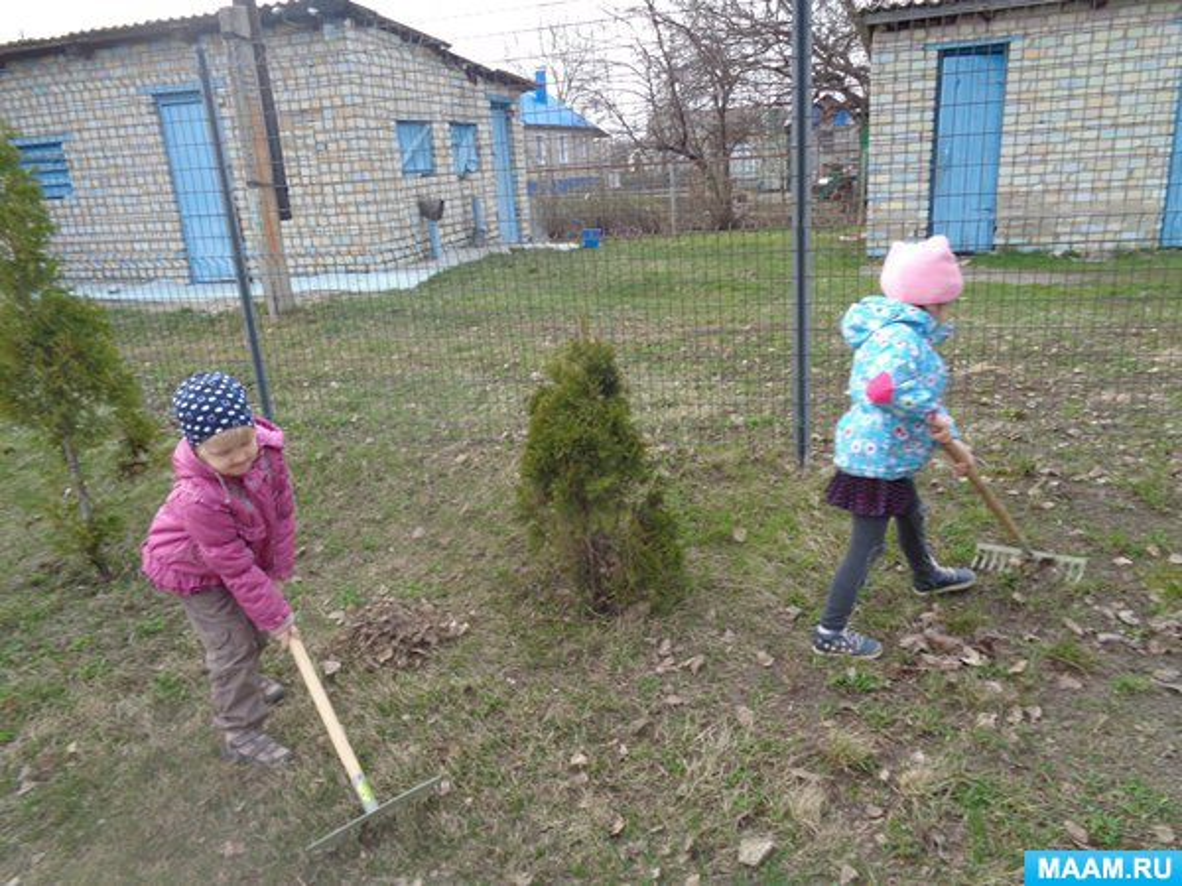 Фотоотчет об участии во Всероссийском экологическом субботнике «Зеленая весна-2018»