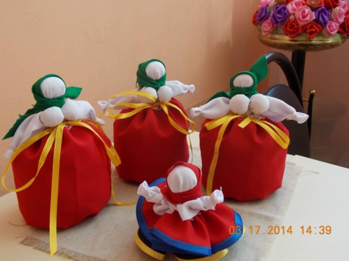 Изготовление кукол своими руками из ткани 707