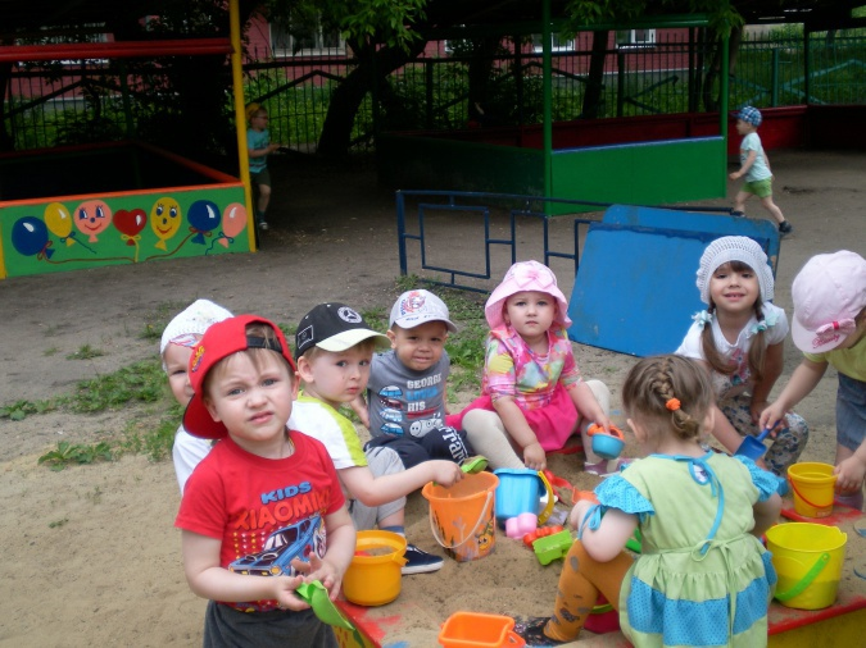 Смотр-конкурс «Лучший участок детского сада»