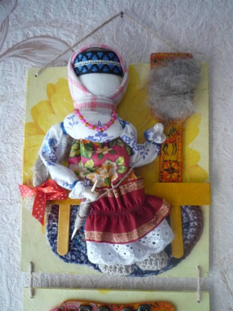 Кукла большая своими руками в детский сад