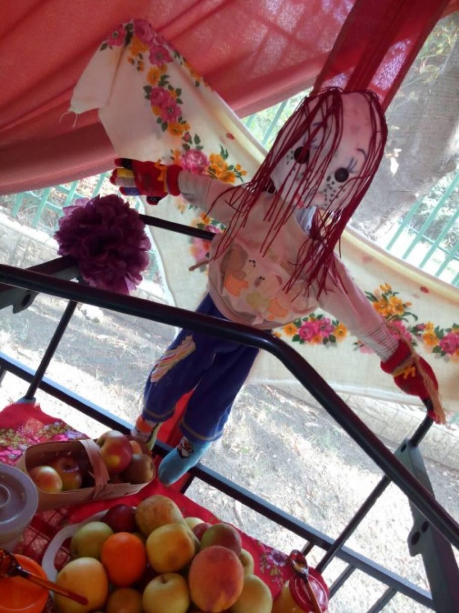 Сценарий фольклорного праздника и обрядов