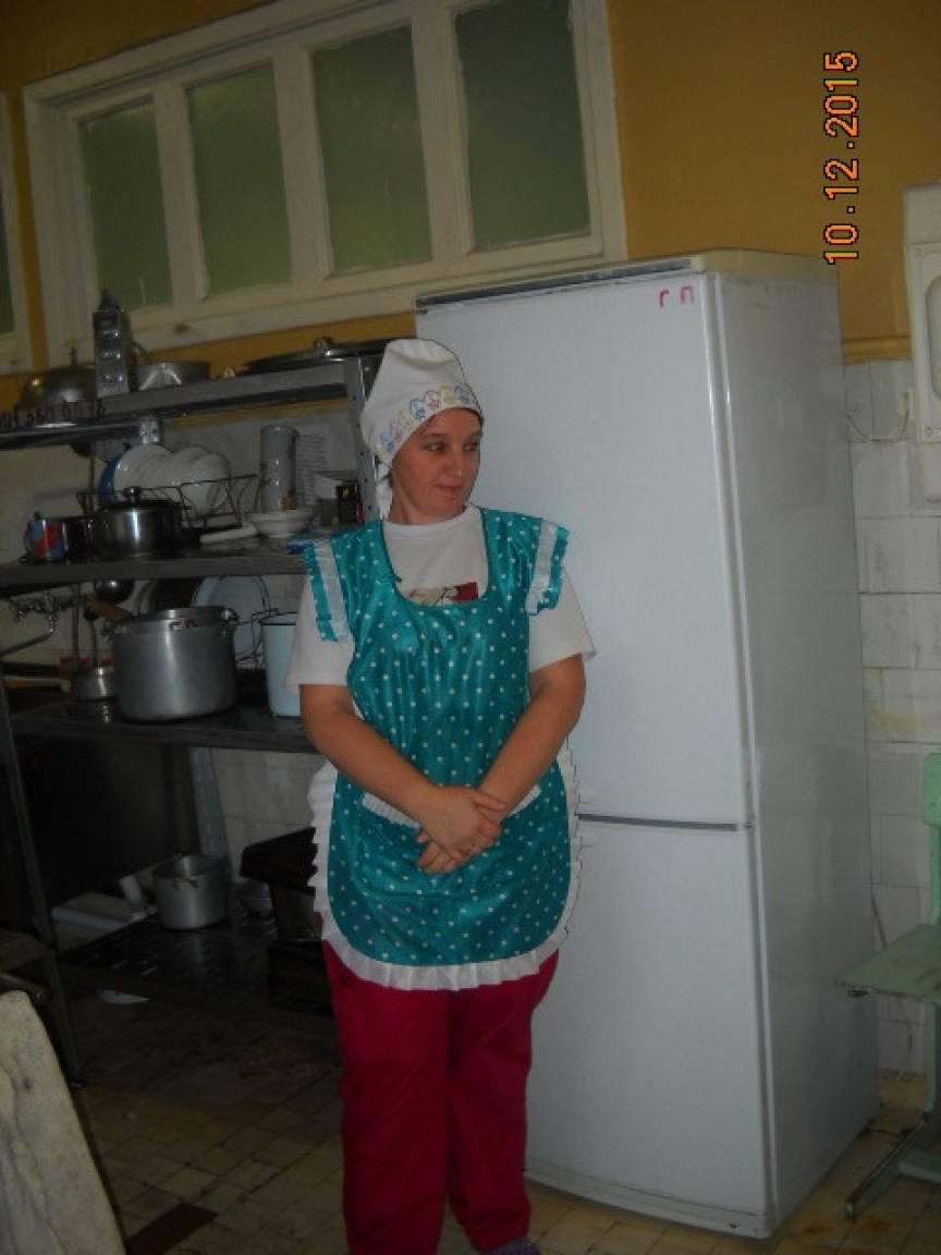 занятие знакомство дошкольников с трудом повара