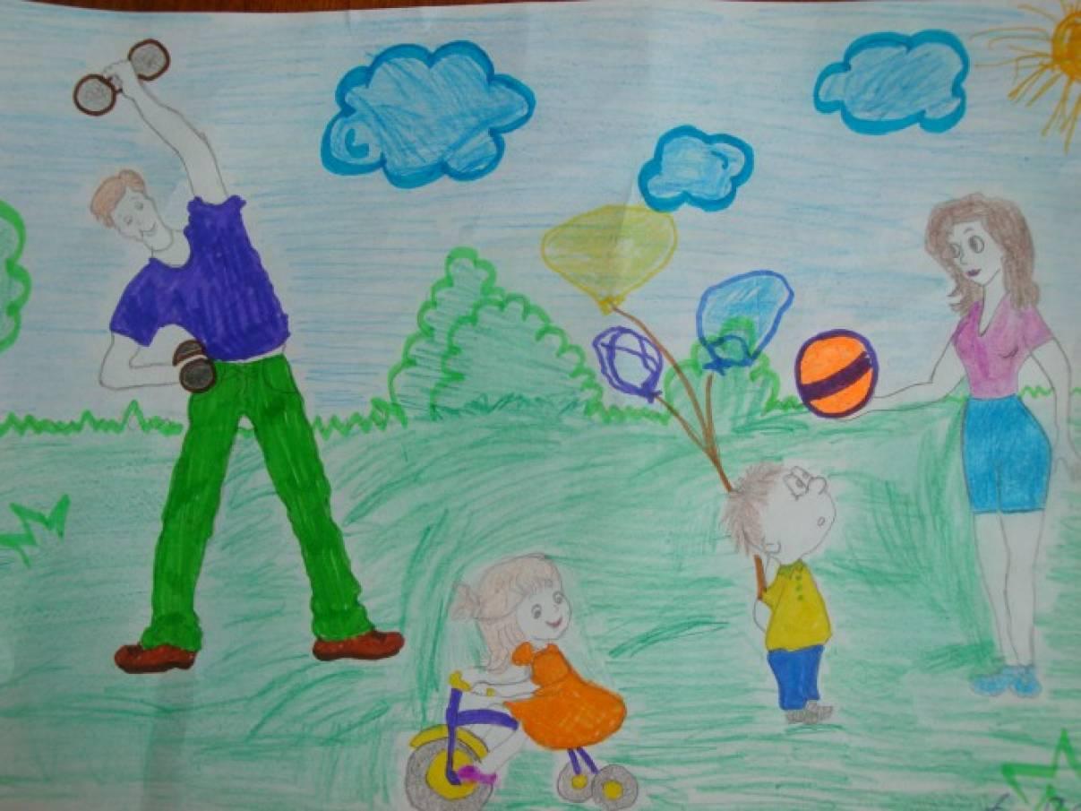 фото рисунки детей