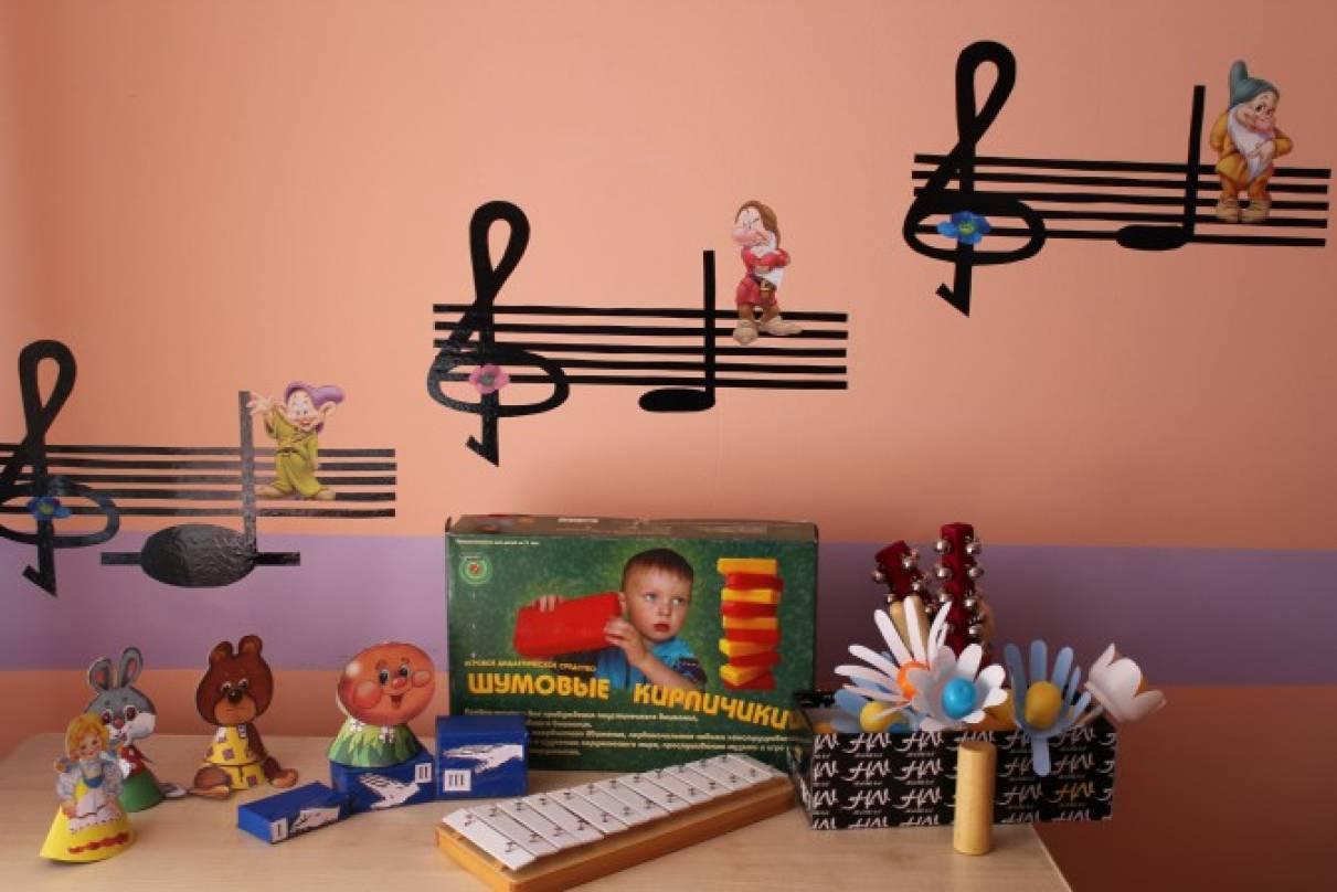 познакомить детей со звуками