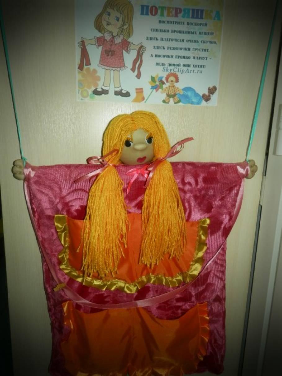 Кукла своими руками для расчесок 39