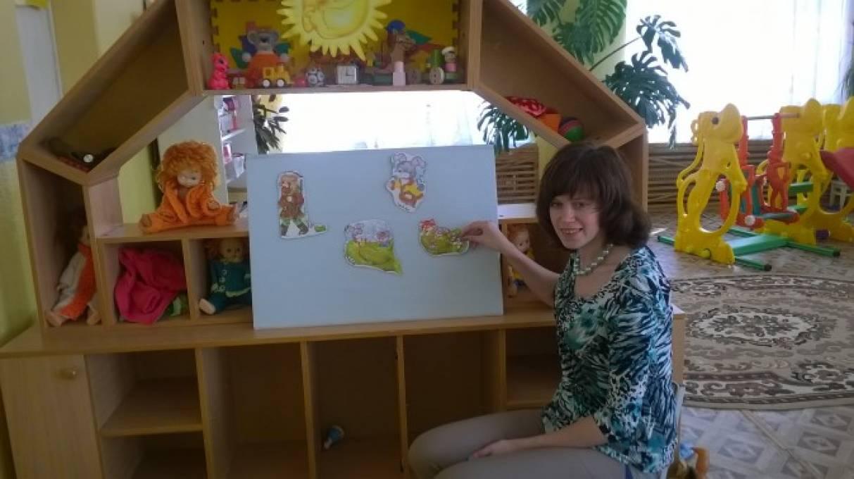 детский сад конспект занятий в младшей группе художественная литература