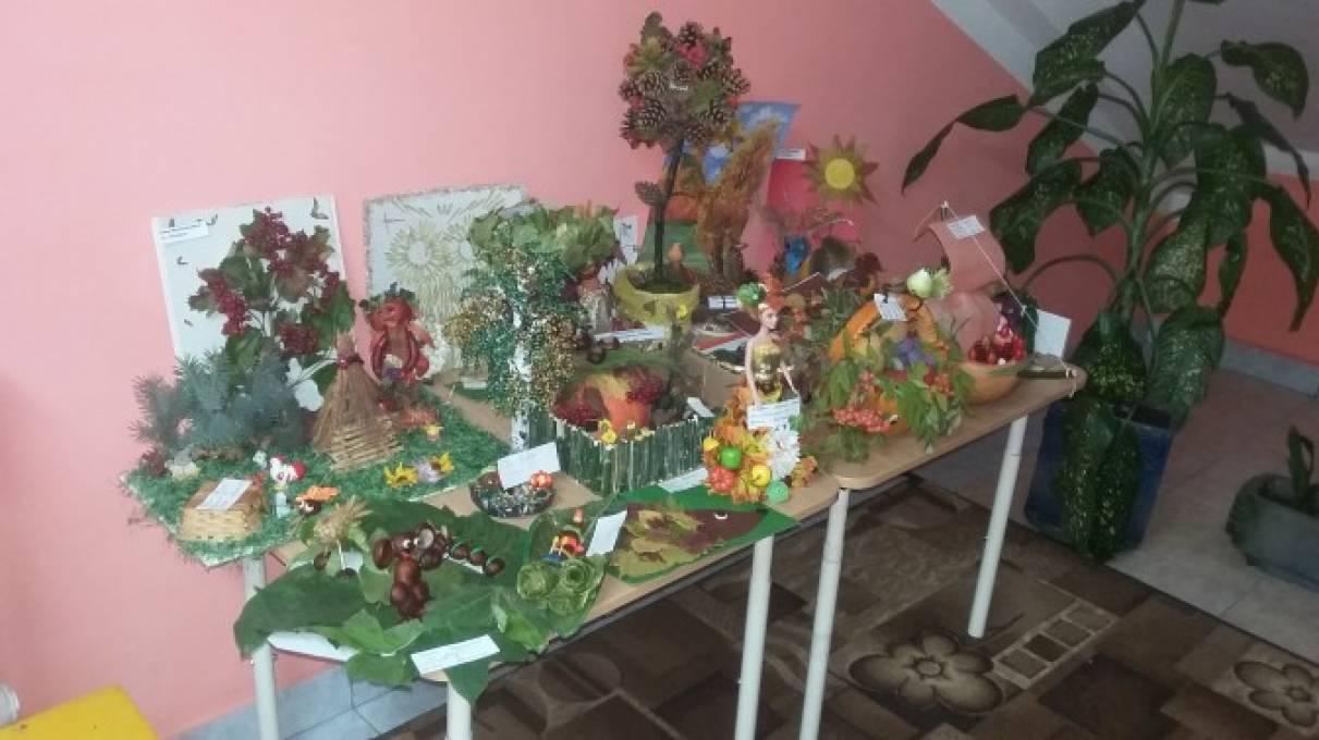 Выставка поделок в москве