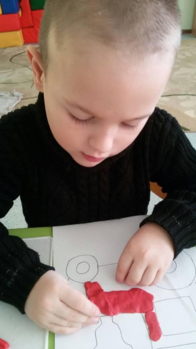 Планирование в детском саду зимние игры