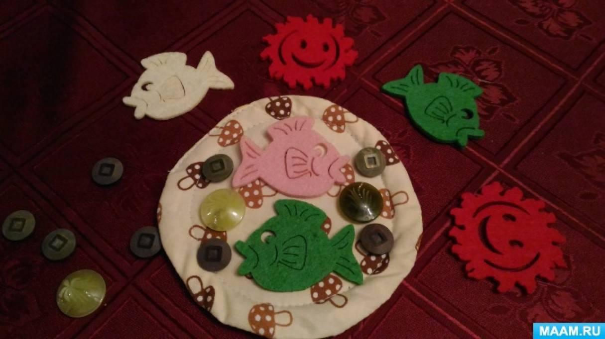 Пособие для сюжетно-ролевых игр «Пицца из ткани своими руками»