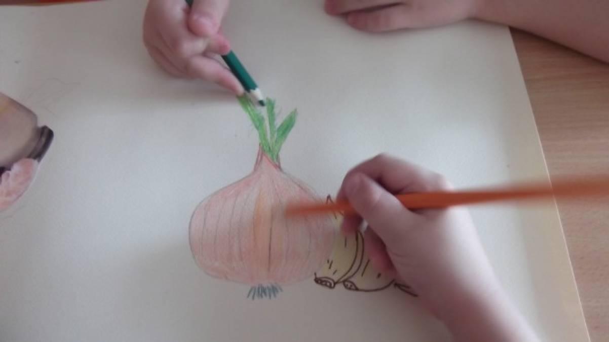 Стенгазета-коллаж «Полезные продукты». Коллективная работа (средняя группа). Воспитателям детских садов, школьным учителям и педагогам - Маам.ру