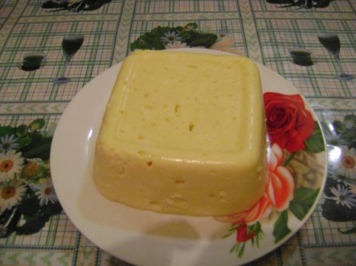 Творожно сливочный сыр в домашних условиях из 801