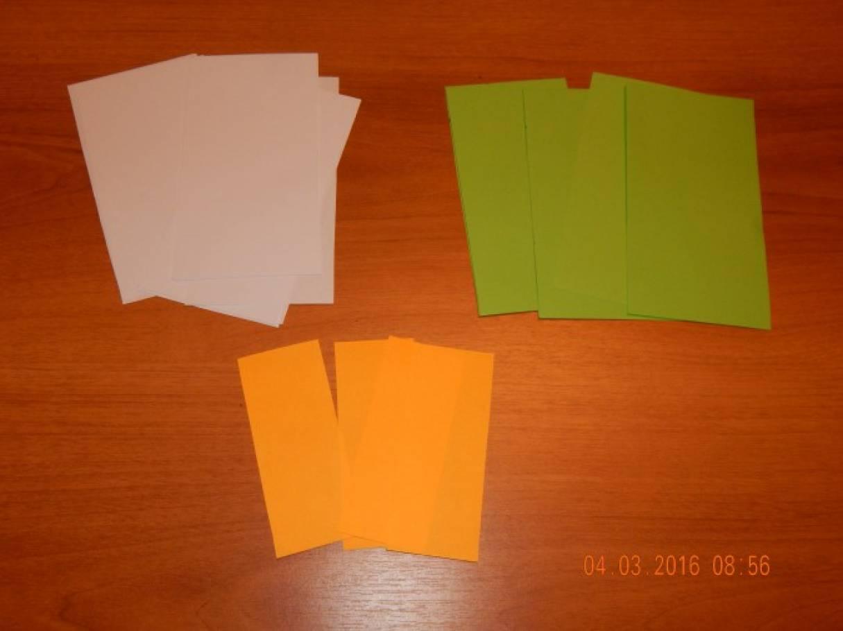 detsad-358845-1457498159 Лотос из бумаги в технике оригами. Мастер-класс с пошаговыми фото