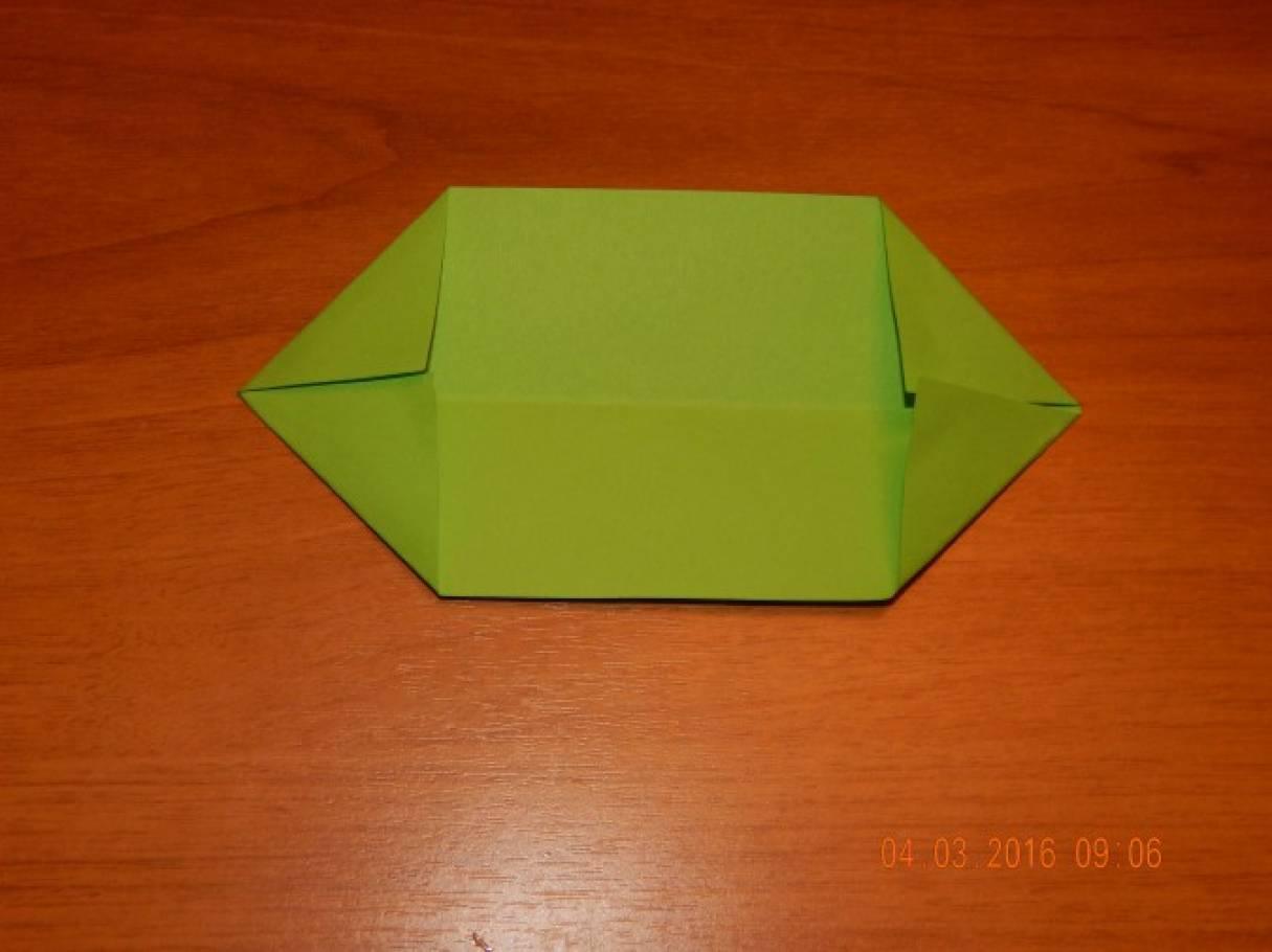 detsad-358845-1457498335 Лотос из бумаги в технике оригами. Мастер-класс с пошаговыми фото