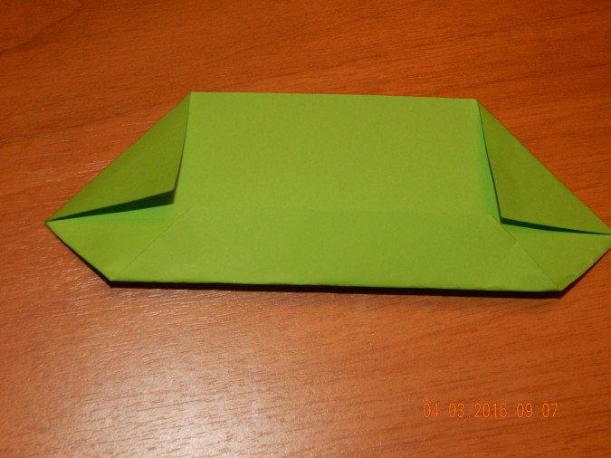 detsad-358845-1457508016 Лотос из бумаги в технике оригами. Мастер-класс с пошаговыми фото
