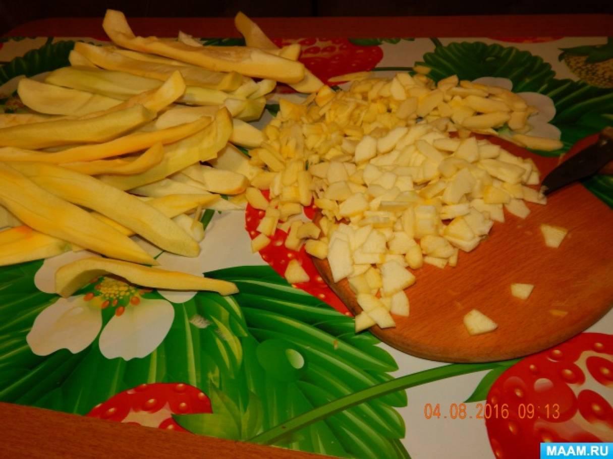 Язычки из кабачков на зиму рецепт