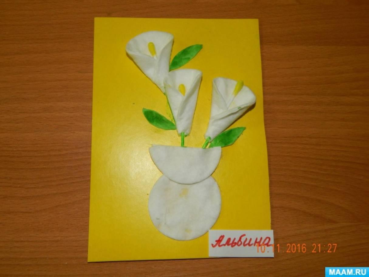 Картинки факью, открытки ватные диски день матери