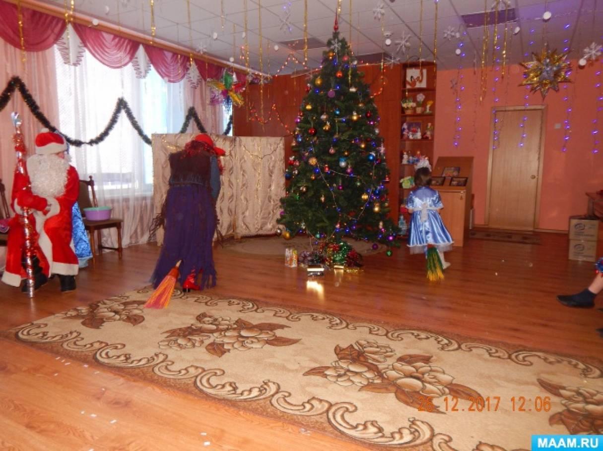 игра знакомство для детских праздников