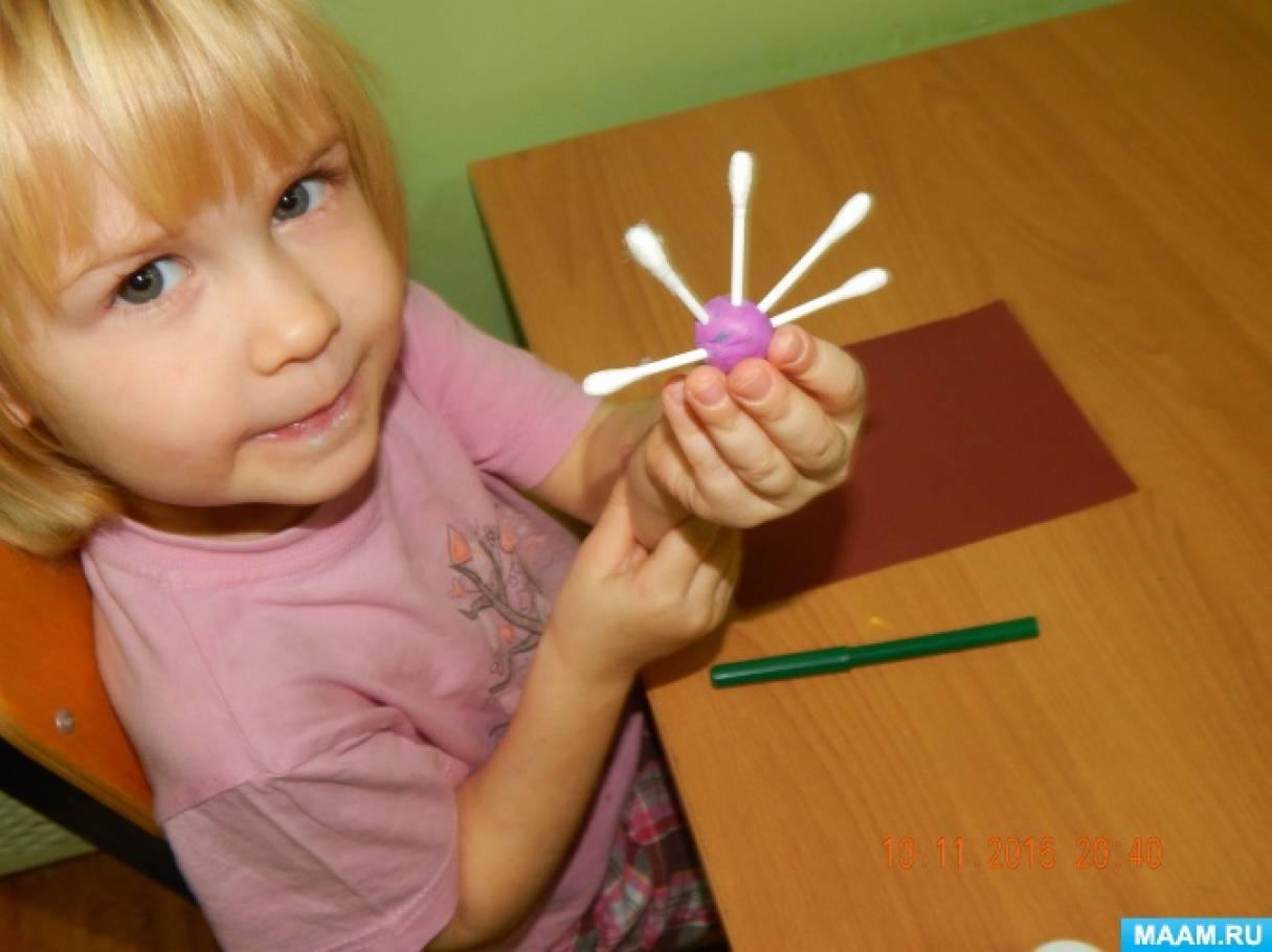 Методическая разработка «Подарок для мамочки своими руками с использованием различных техник изобразительной деятельности»