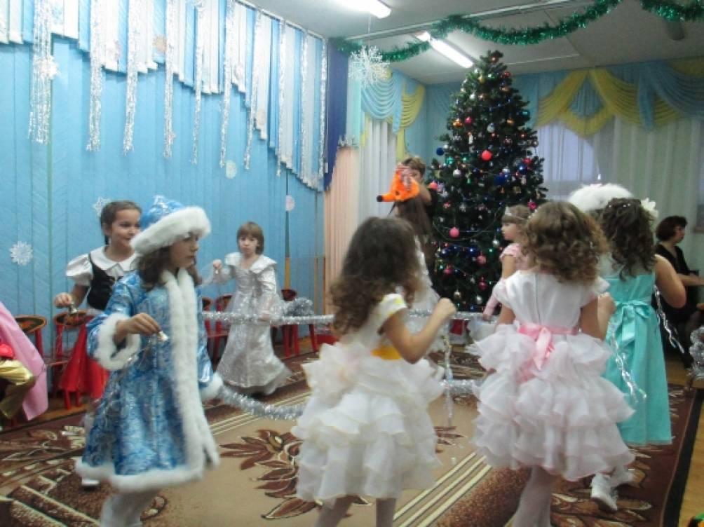 Детский сценарий снежная королева на новый год
