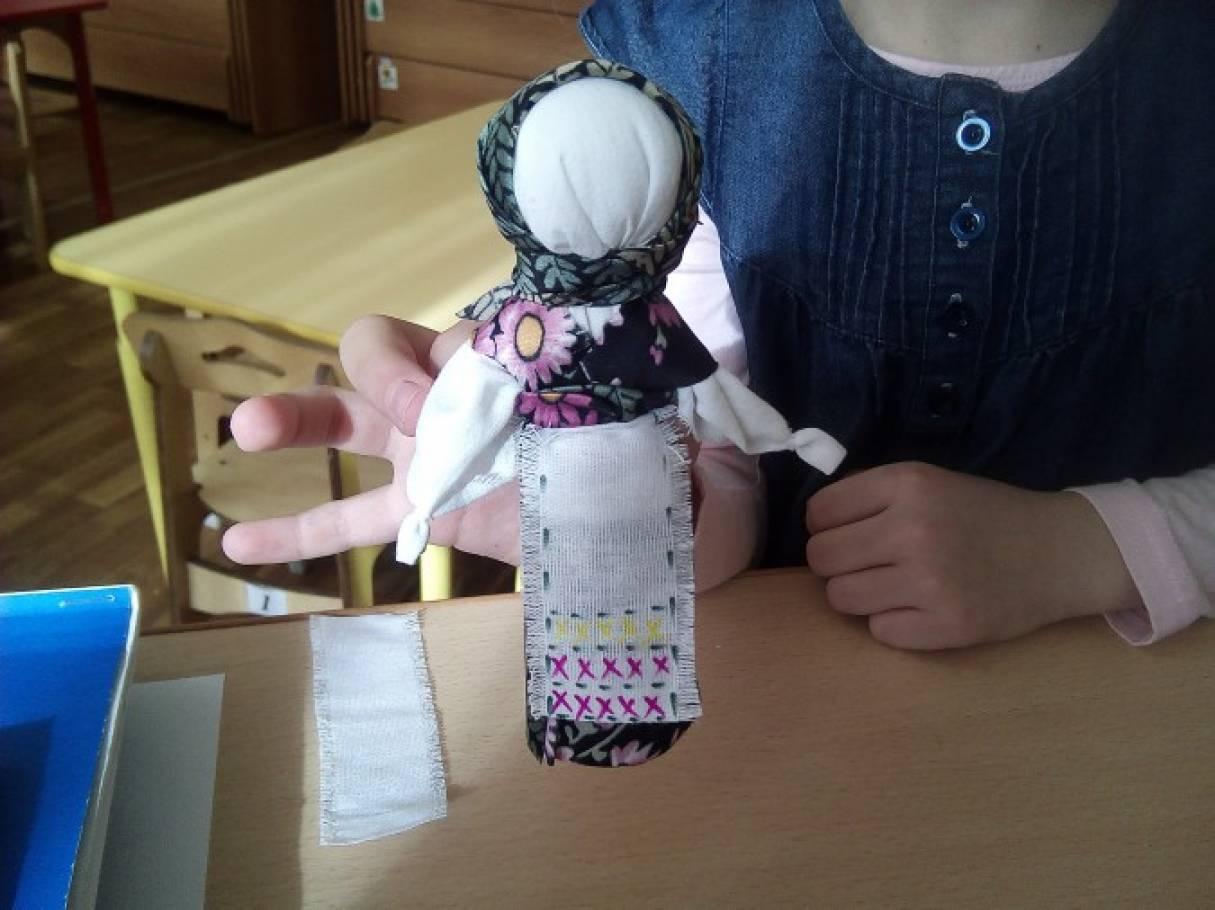 Народная кукла своим и руками 655