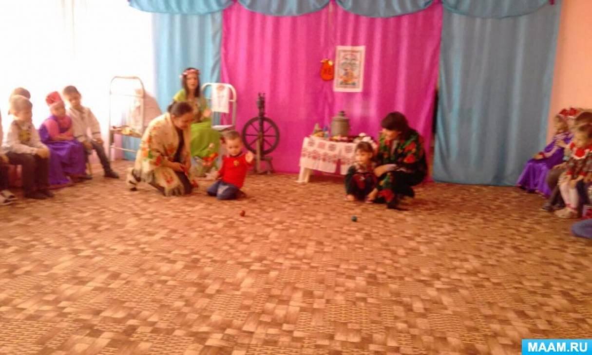 Пасха с детьми сценарий