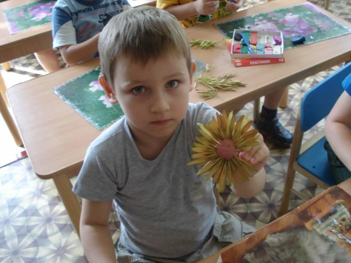 Поделки для кружковой работы в детском саду