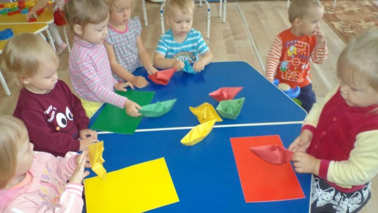 Занятия лепкой как средство развития творческих способностей детей