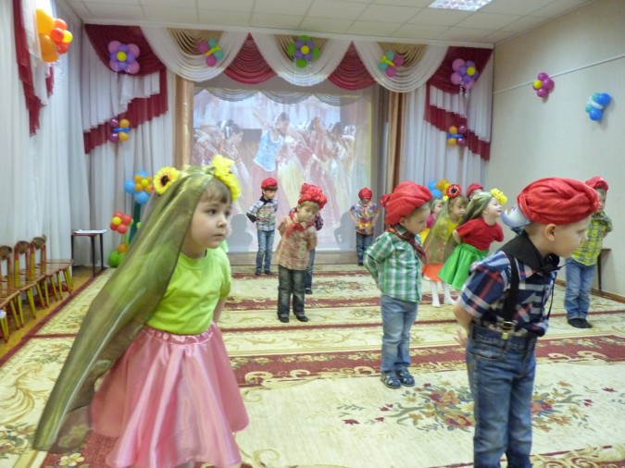 Сценарий 8 марта для младшей группы детского сада