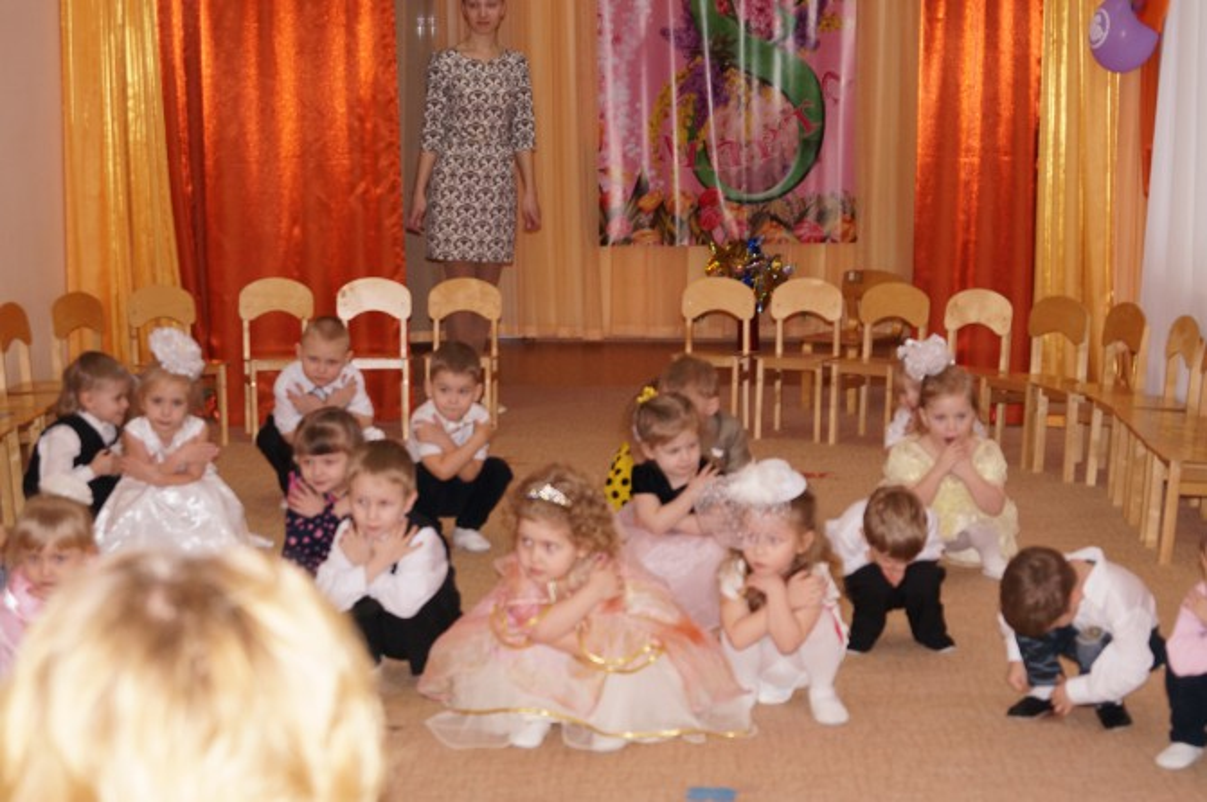 Детский дом сценка поздравления