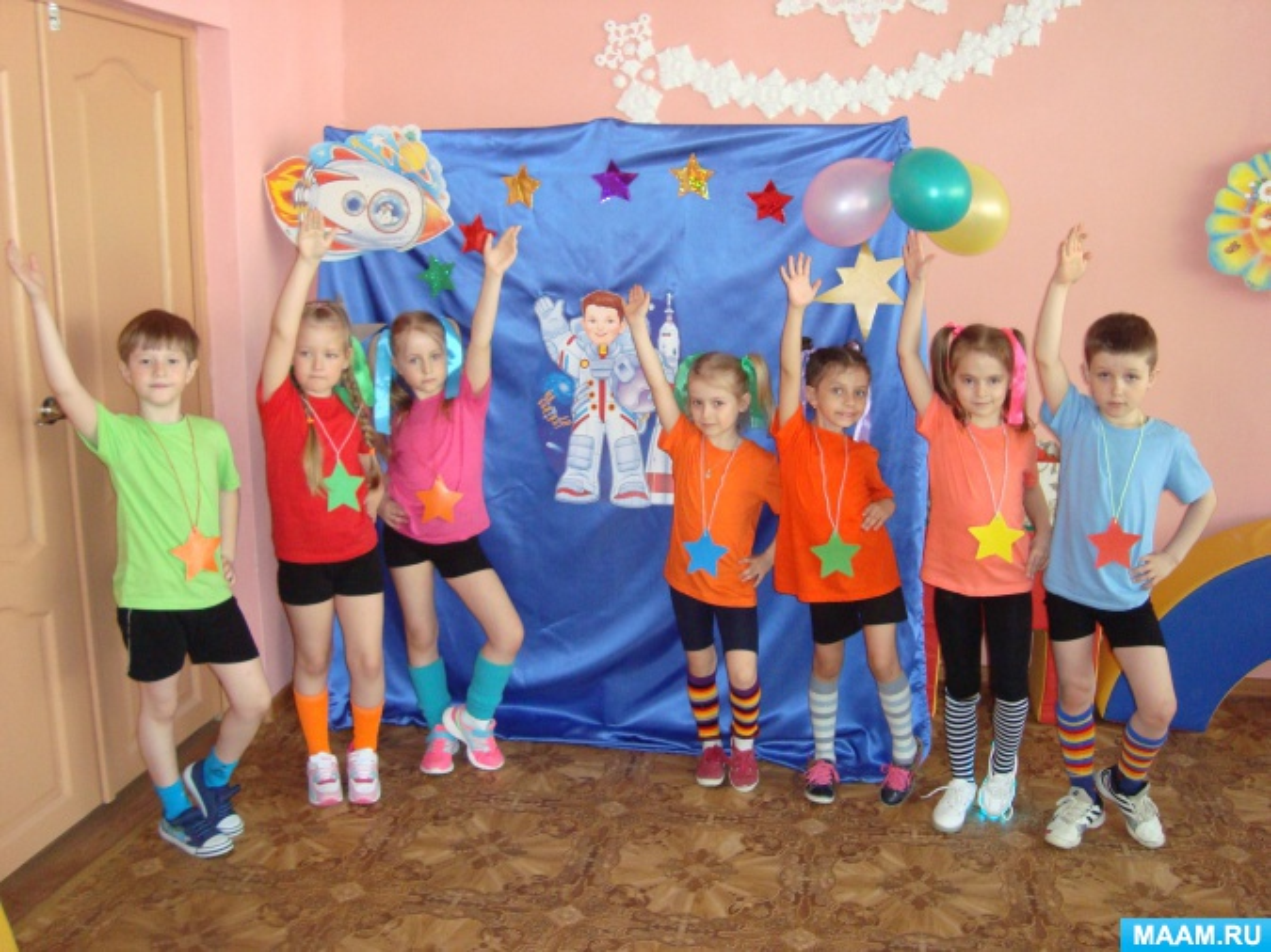 Дополнительное образование. Кружок по фитнес-аэробике для детей старшего дошкольного возраста