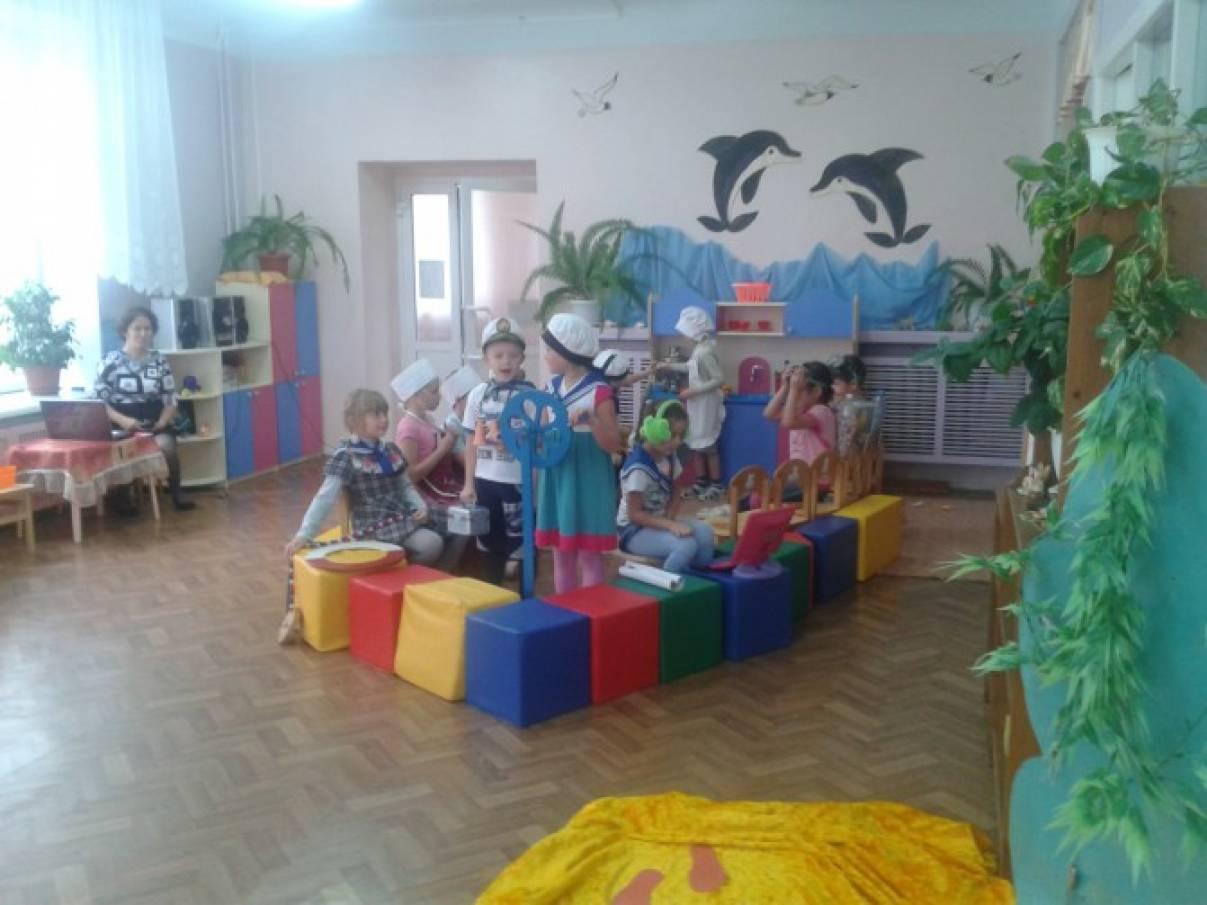 Сюжетно ролевая игра в младшей группе путешествие спортивная ролевая игра для детей 3-4 лет