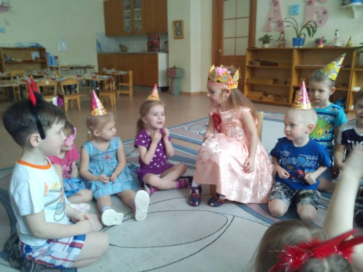 Сколько лет в детском саду