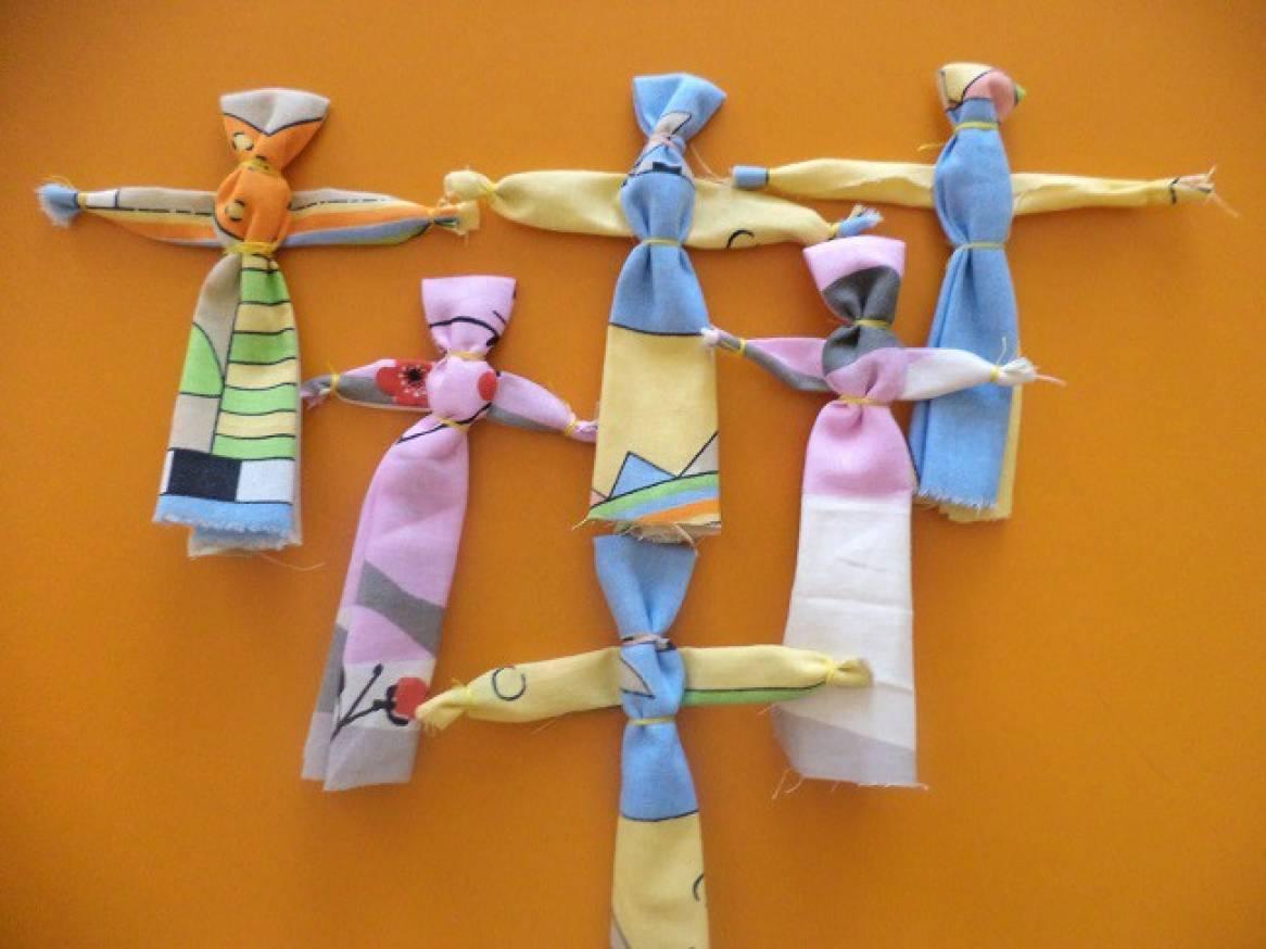 Как сделать куклу для детского сада 513