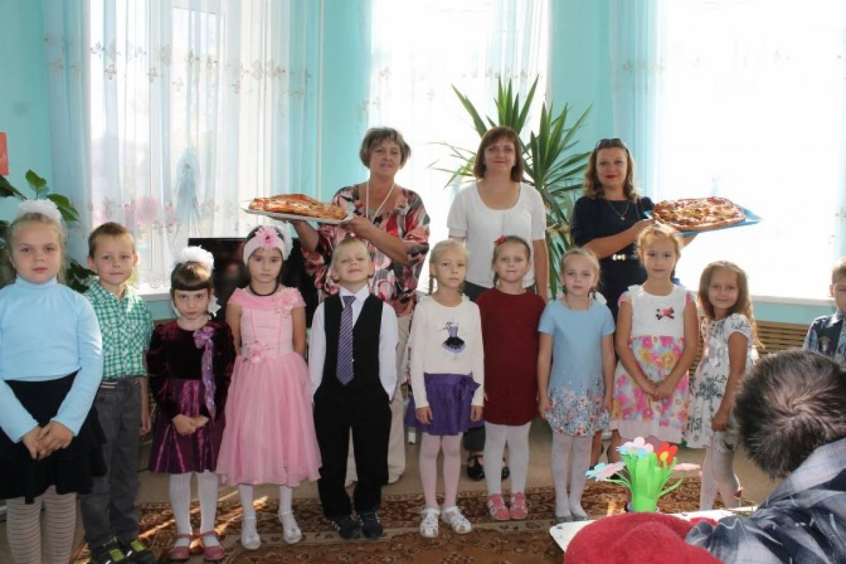 Сценарий праздника «День пожилых людей» для детей 6–7 лет