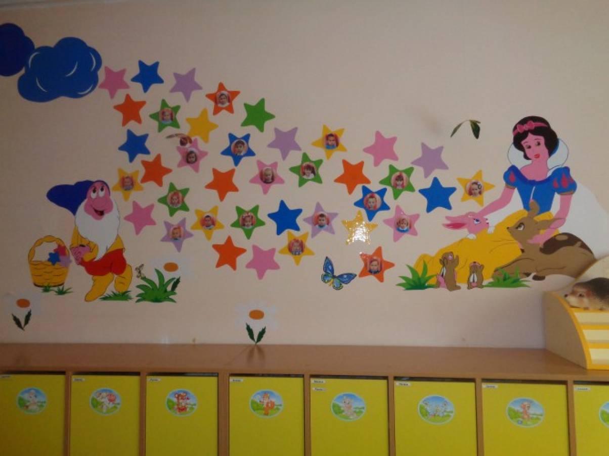 Оформление участков детских садов в картинках
