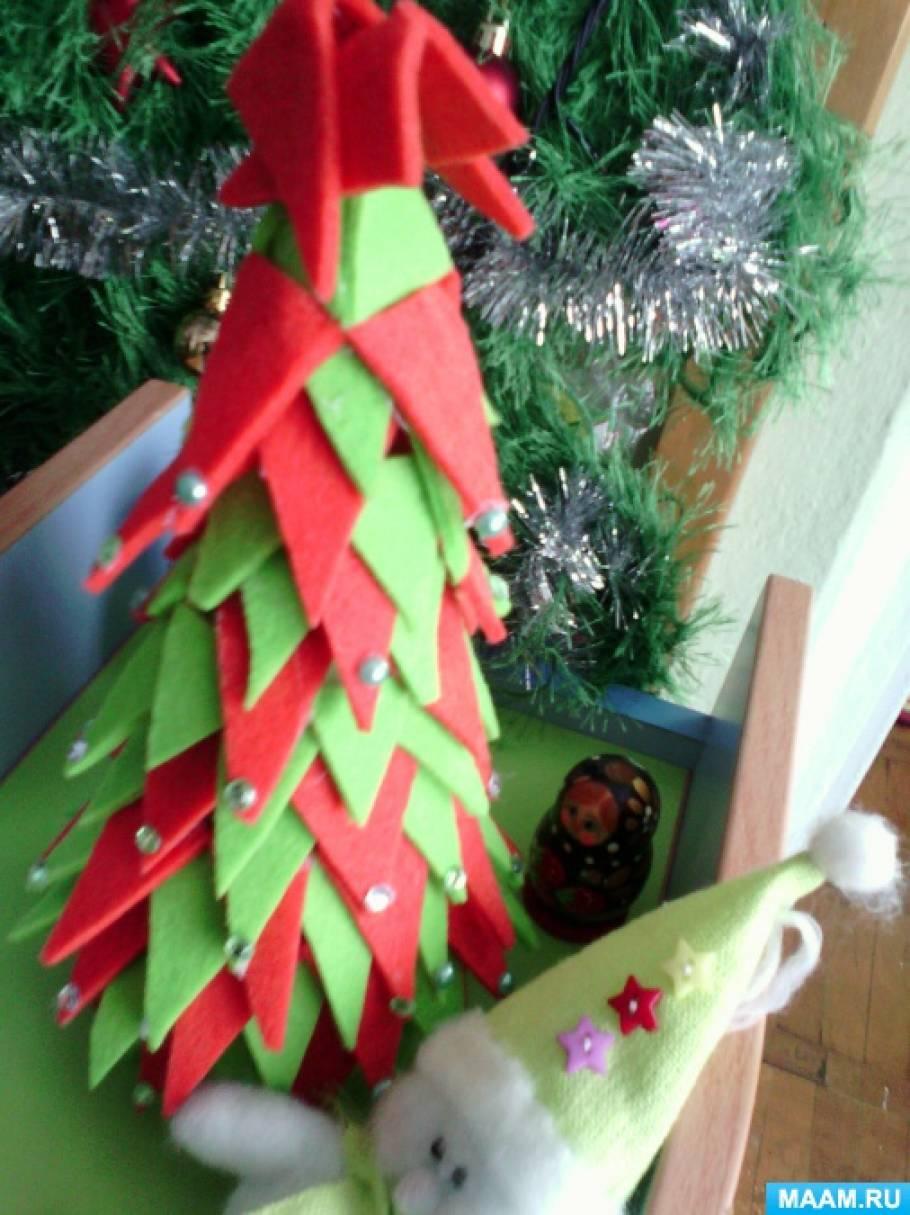 11c9dcbd1547 Новый год стучится в дверь. Конкурс поделок в нашей подготовительной ...