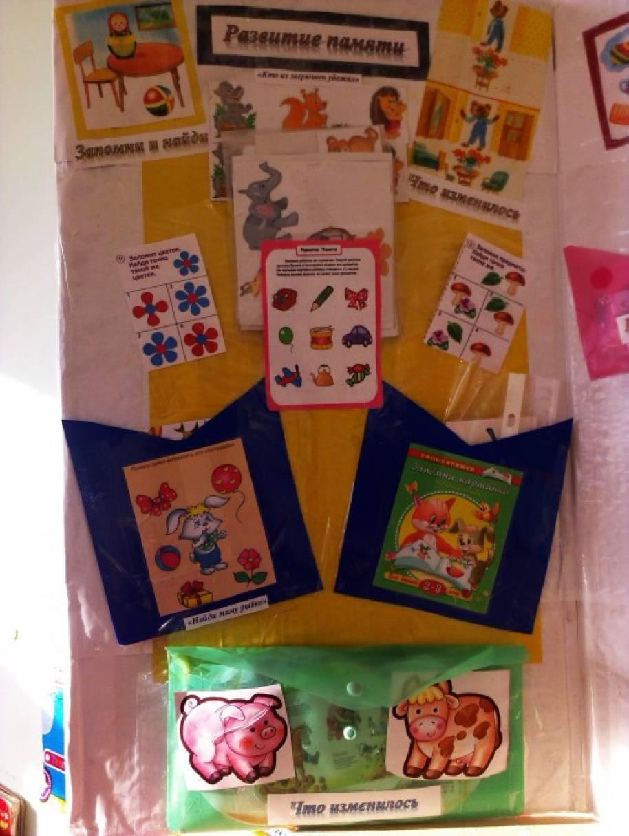 Лэпбук в детском саду своими руками по развитию 38