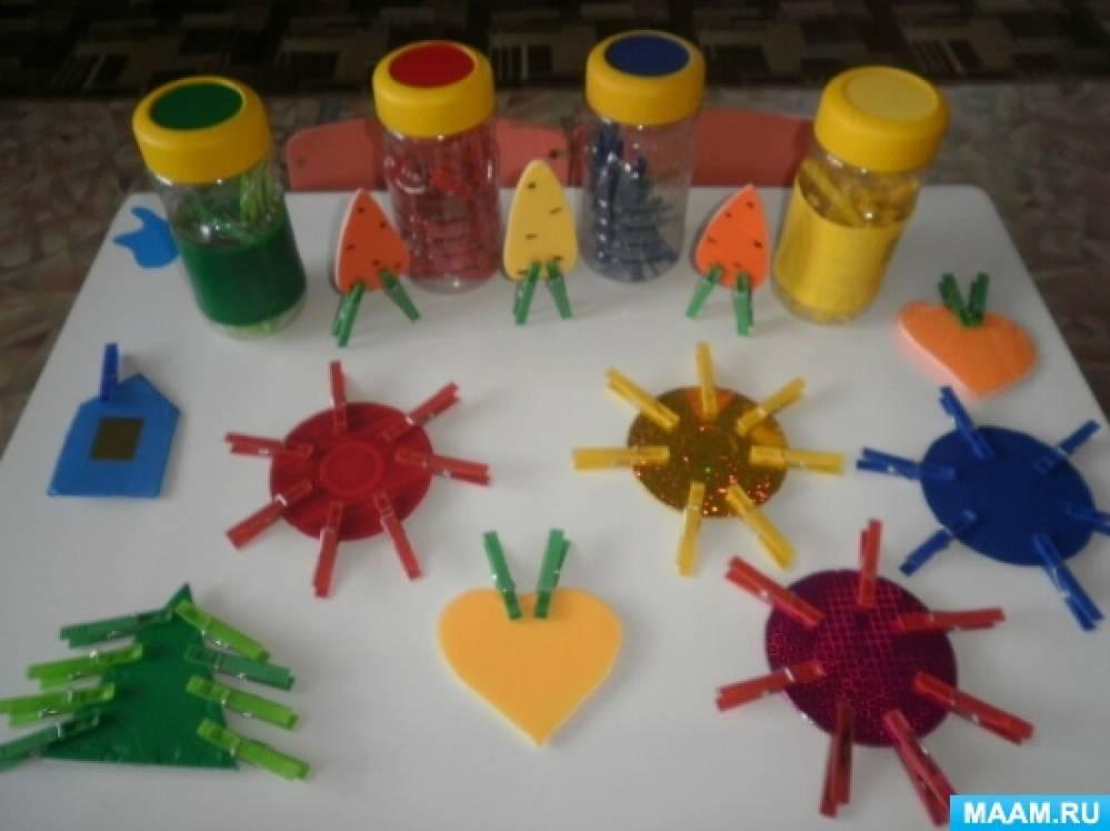 Дидактическая игра как средство экологического воспитания и развития дошкольников