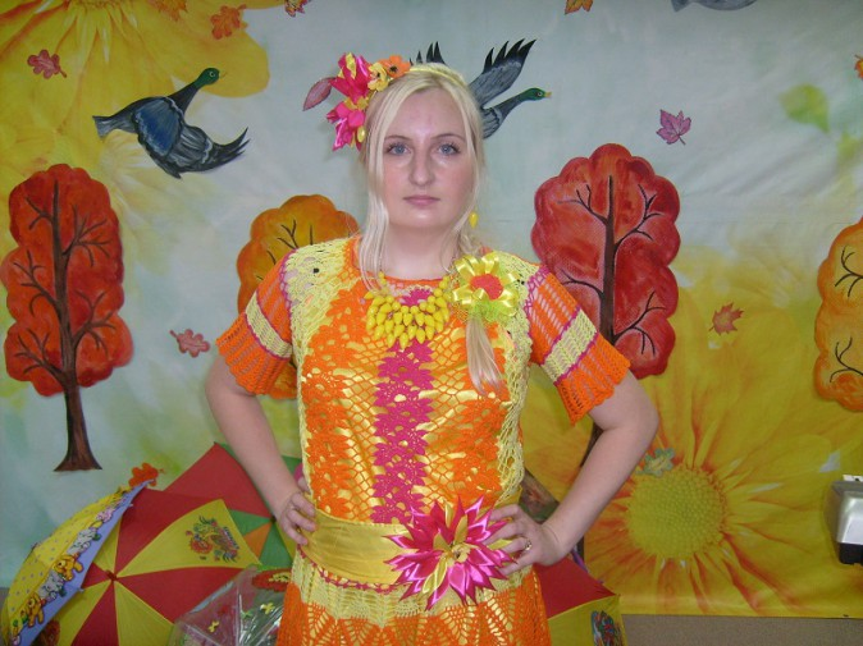 Осенний костюм на праздник осени своими руками фото 99