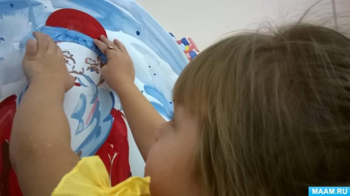 Стихи на новый год про дед мороза для детей 3 лет короткие